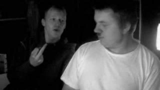 Djtector2006 und dj leo mit adolf du alte nazisau