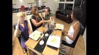 DAY 4 Massive Fights On Come Dine With me VS Sicilian Man 3 CRAZY GIRLS