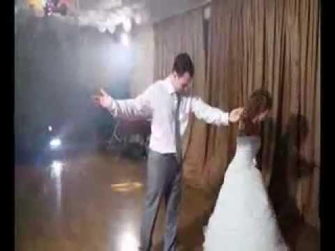 Свадебный вальс молодоженов
