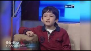 Alwi Assegaf Hitam Putih part 1 juli 2013 Ades Riza Channel Official