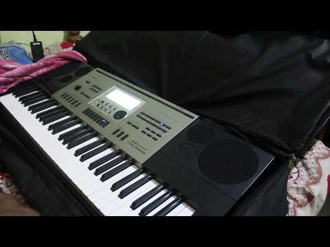 sarana de ki marana de.( Bhajan ) on the keyboard tutorial