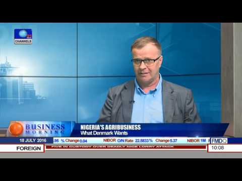 Nigeria's Agribusiness: What The Danish Government Offers