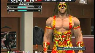 West Coast Caws SVR 2011 How to Make The Ultimate Warrior