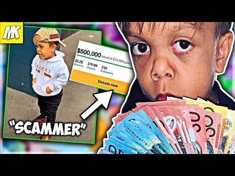 """This Kid """"SCAMMED"""" Famous People For $500,000"""