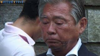 【動画】みのもんた涙の謝罪 窃盗容疑で逮捕の「息子を信じたい」 タレ...