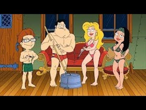 American Dad | Klaus's Human Body Is Found