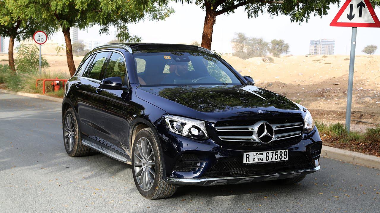 Mercedes Benz Glc 300 Test Drive Youtube