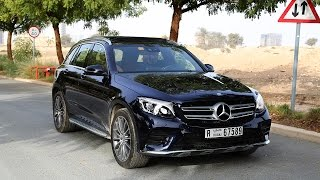 Mercedes Benz GLC 300 Test Drive(, 2016-04-15T19:55:37.000Z)