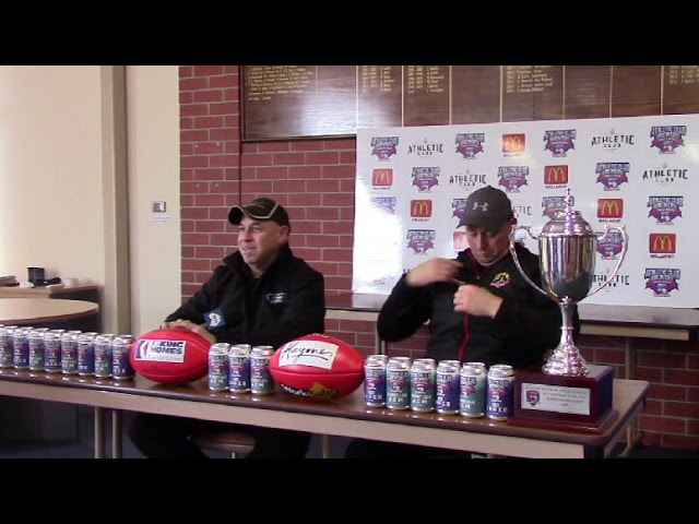 2017 Finals Conferences - Week Two - Darley v Bacchus Marsh Senior Football