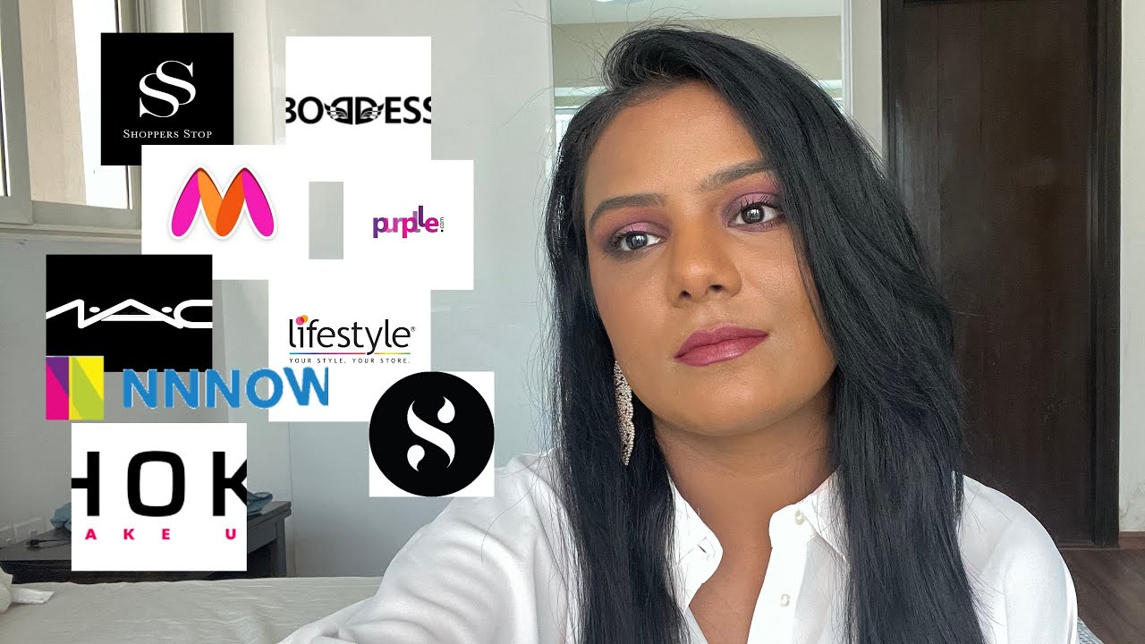 Download Makeup Sites to Shop From in India   Nykaa Alternatives   Priyanka Wycliffe