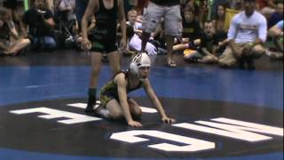 Stevo Poulin (Journeymen Youth) vs. Eli Knight (Team Minion Youth) 58.mpg
