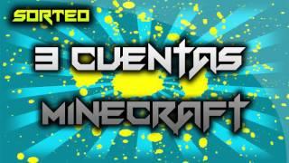 Especial 200 suscriptores|SORTEO DE 3 CUENTAS DE MINECRAFT PREMIUM!!!!