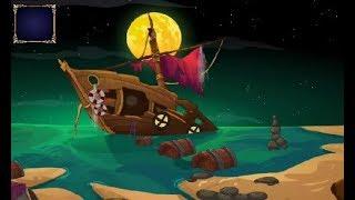 HUNTED SHIP ESCAPE GAME WALKTHROUGH