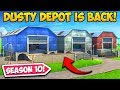 DUSTY DEPOT IS FINALLY COMING BACK!! – Fortnite Funny Fails and WTF Moments! #633
