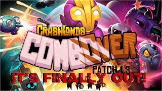 Crashlands 1.3 Combover Update!! New Hardcorde/Creative Mode!