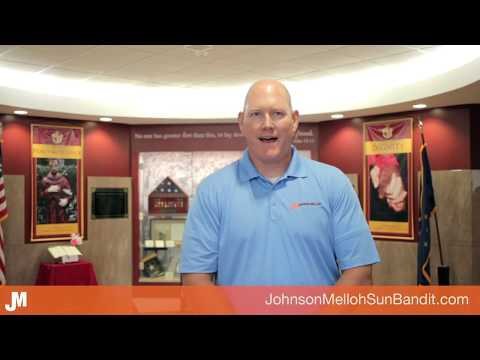 Johnson-Melloh SunBandit for Indiana Schools - Scecina Memorial High School