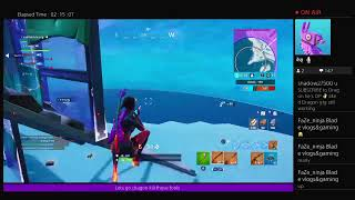 Fortnite sit your little sexy ass down and watch yourself get killed team rumble here