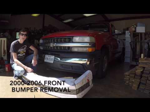 Front Bumper For Chevy Silverado 05   Frontbumper