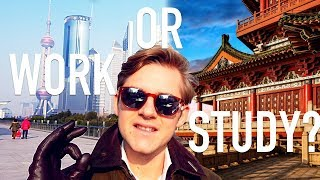 living in china as a foreigner