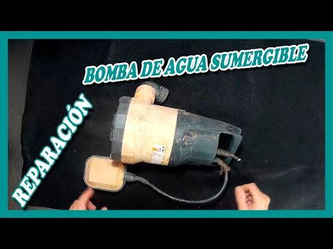 BOMBA DE AGUA SUMERGIBLE, Reparación paso a paso thumbnail