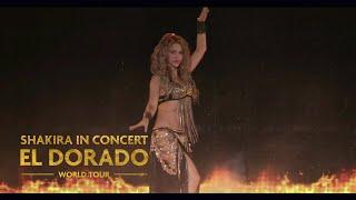 Shakira - Whenever, Wherever (Live In Concert El Dorado)