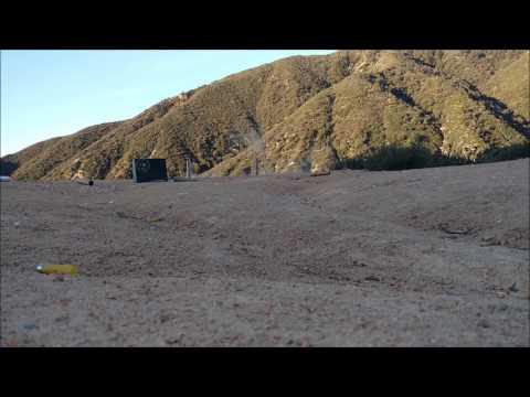 1N09 Recreational Shooting Site San Bernardino National Forest