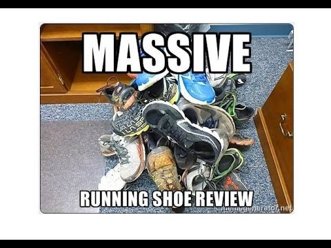 Massive Running Shoe Review