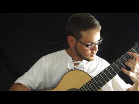 MARIN MARAIS - LES VOIX HUMAINES  |  Amadeu Rosa (Guitar)