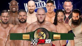 WWE 2K19 | 247 Championship Royal Rumble