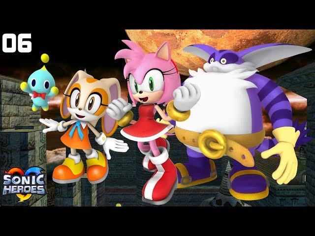 Sonic Heroes (GC) [4K] - Team Rose (6/7)