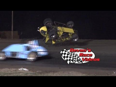 August 29, 2015 | RMLSA Lightning Sprint A-Main | I-76 Speedway