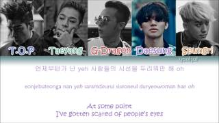 BIGBANG - Loser (Color Coded Han|Rom|Eng Lyrics) thumbnail