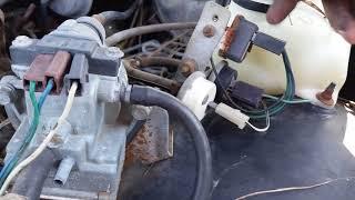Rare salvage yard find. 1979 turbo Riviera