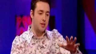 MANCHESTER IS RED admits Man City fan Jason Manford