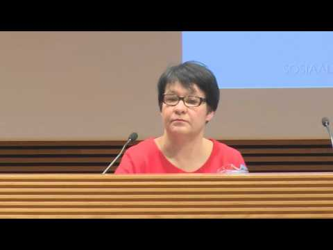 Gender and economy - 20 years after Beijing, Closing Discussion