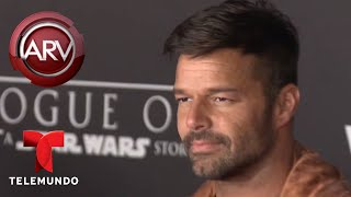 Esta foto de Ricky Martin tiene a muchos alarmados | Al Rojo Vivo | Telemundo