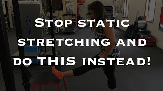 PNF Stretching - a Safe, Effective Method for Greater Flexibility Gains