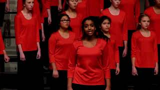 Le Sommeil (French carol) - CCHS Choralaires 2015-12-09