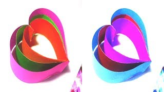 Tutorial Easy Love Making at Home Simple and Easy DIY Love || Crafts Design