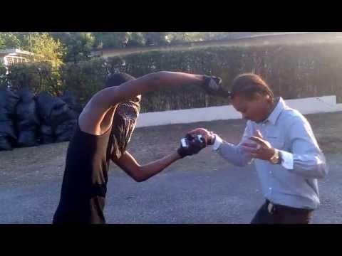 Masicka Karma Video Shoot