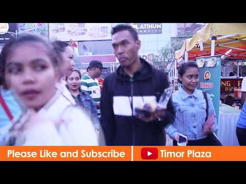 Street Food Festival @Timor Plaza - September 2018