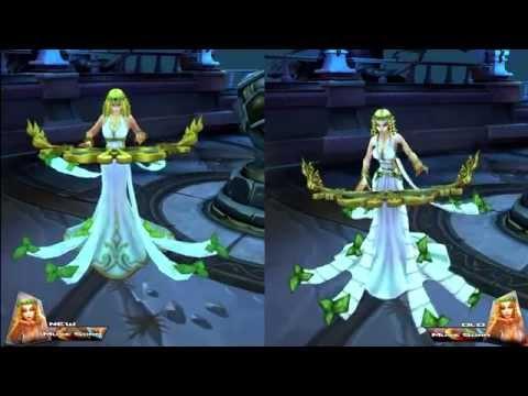 League of Legends: Sona 2014 Model Update [Model Comparison]