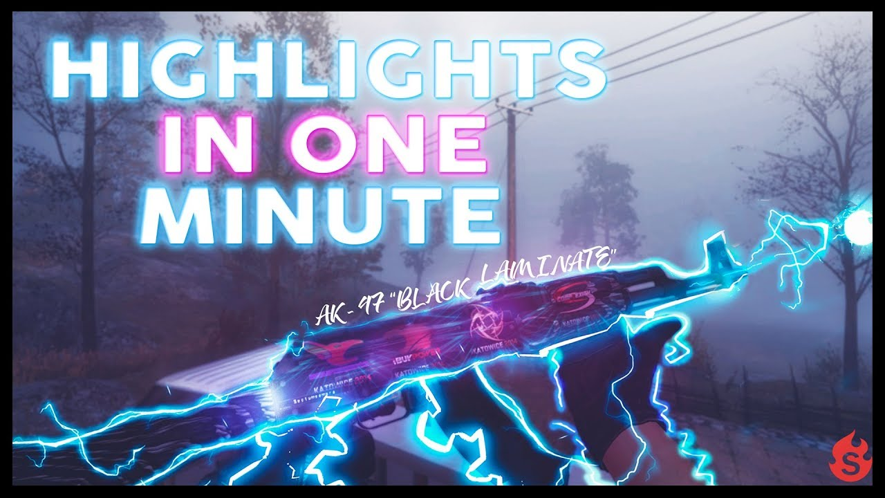 HIGHLIGHTS in 1 MINUTE