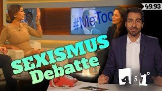 Sexismus Debatte | TAZ-Artikel in der Kritik | 451 Grad 49.93