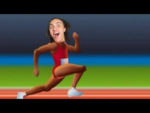 BEATING THE IMPOSSIBLE GAME! (Kwebbelkop Plays QWOP)