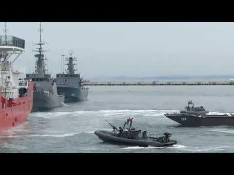 "NAVY Open House 2013,""Storm & Rescue!"" Dynamic Display 海军开放日""防卫表演"""