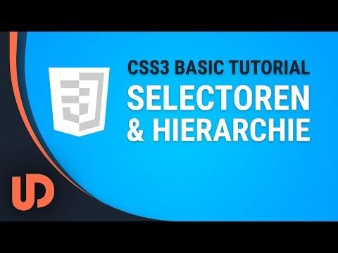 [Tutorial] CSS absolute Basis Infos zu SELEKTOREN!