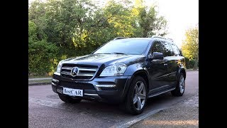 Mercedes-Benz GL 350 CDI BlueEfficiency AMG 2012