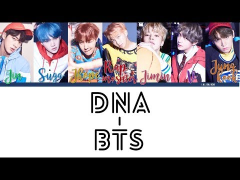 BTS-DNA Lyrics (INDOSUB)