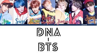 Video BTS-DNA Lyrics (INDOSUB) download MP3, 3GP, MP4, WEBM, AVI, FLV Agustus 2018